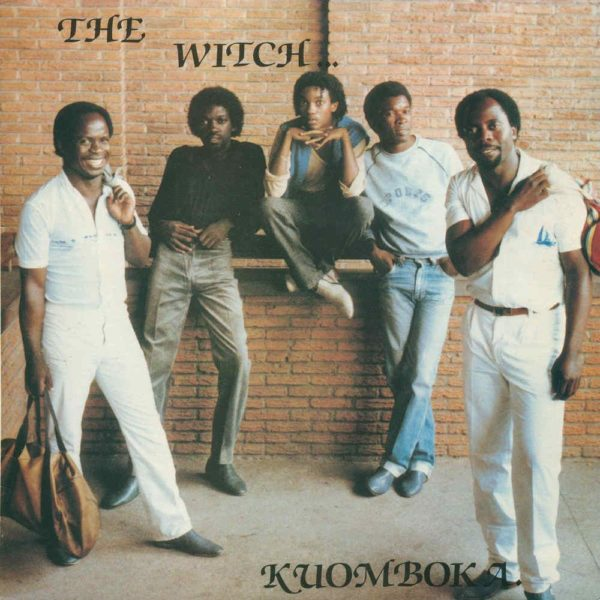 Witch – Kuomboka – cover