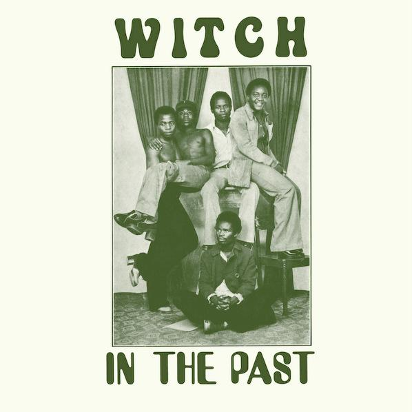 Witch – In The Past – cover