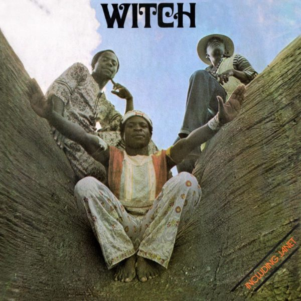 Witch – Including Janet – cover