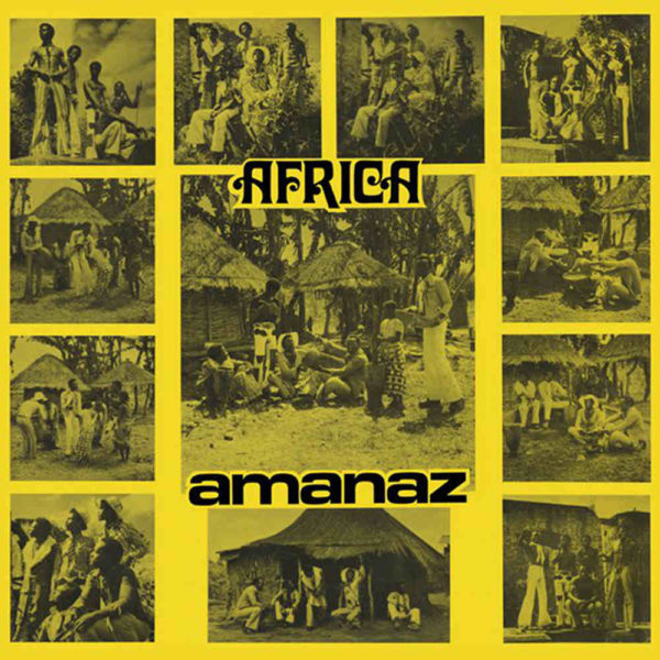 Amanaz – Africa – cover