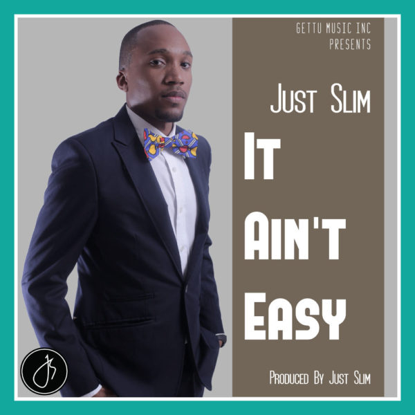 just-slim-it-aint-easy-cover