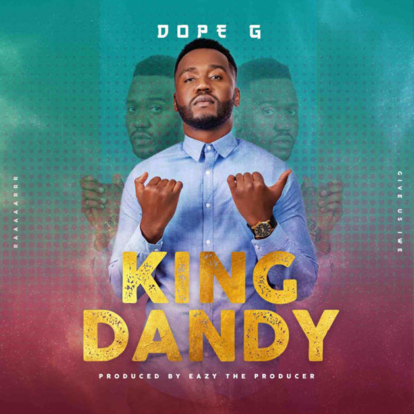 dope-g-king-dandy-cover