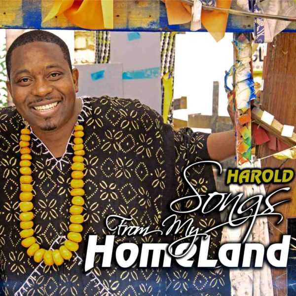 harold-chaala-songs-from-my-homeland-cover