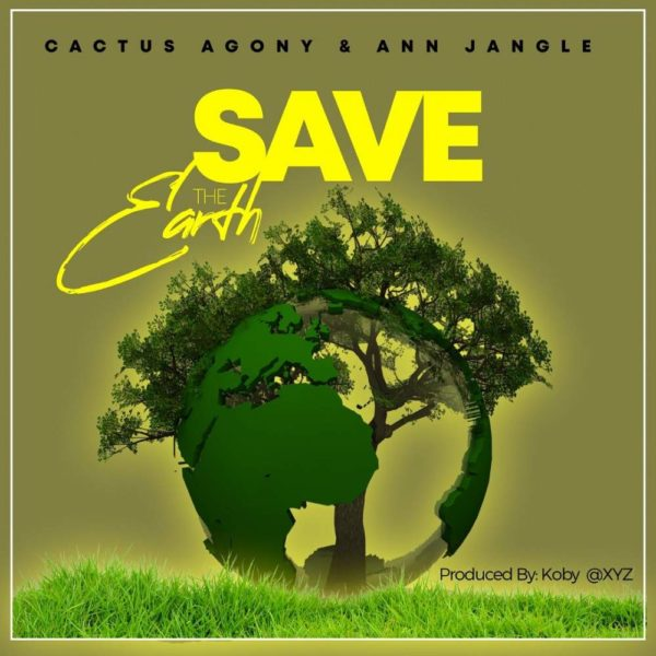 cactus-agony-save-the-earth-cover