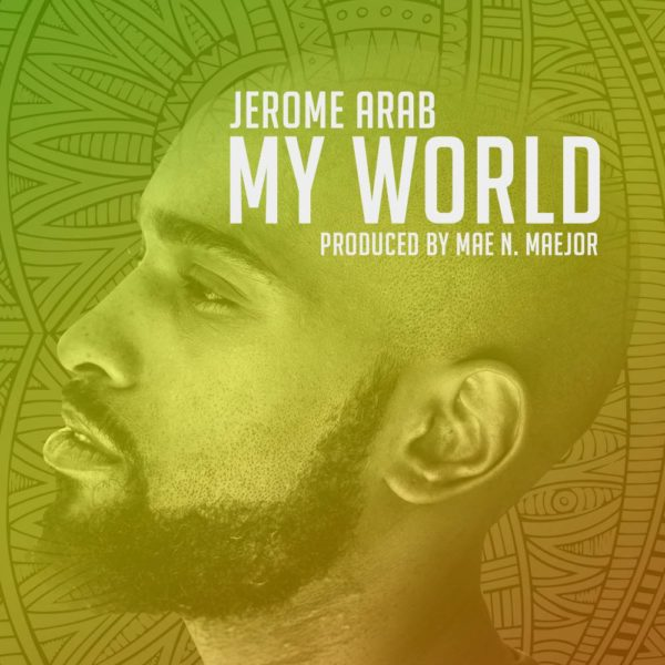 jerome-arab-my-world-cover