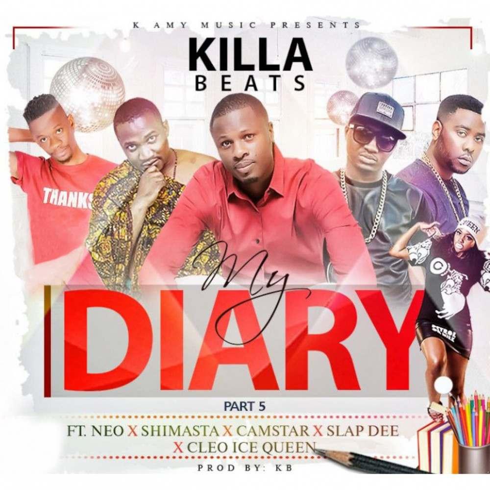 My Diary 5 Ft Neo, Shimasta, Camstar, Slapdee & Cleo