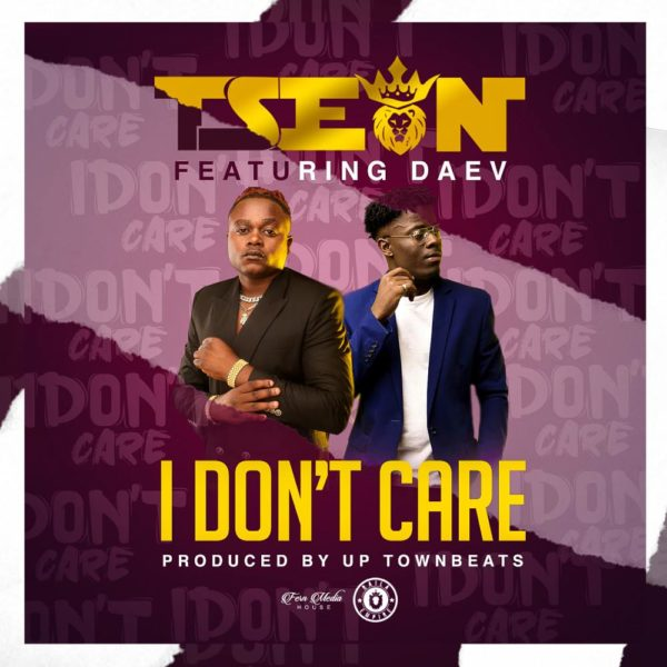 t-sean-i-dont-care-ft-daev-cover
