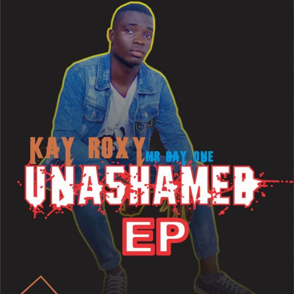 kay-roxy-unashamed-ep-cover