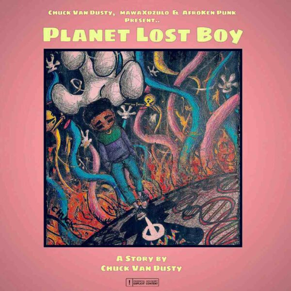 chucky-van-dusty-planet-lost-boy-cover