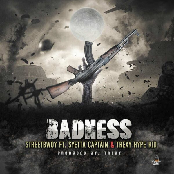streetbwoy-badness-cover