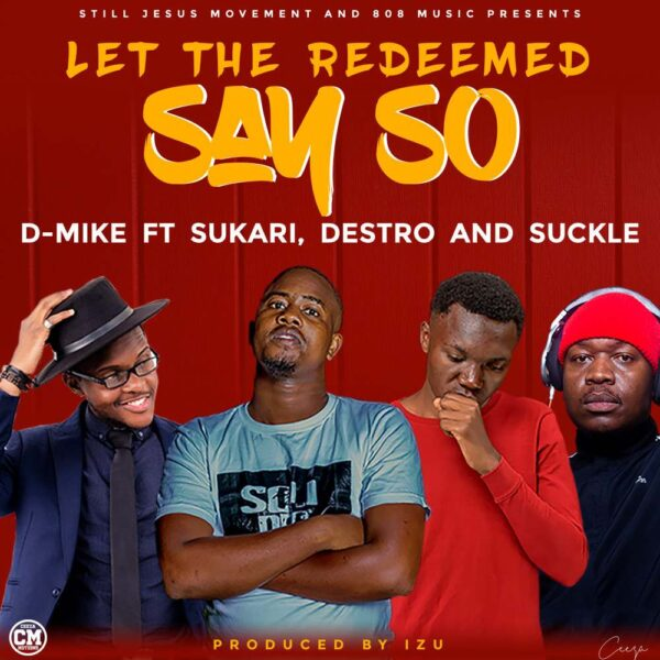 d-mike-let-the-redeemed-say-so-cover