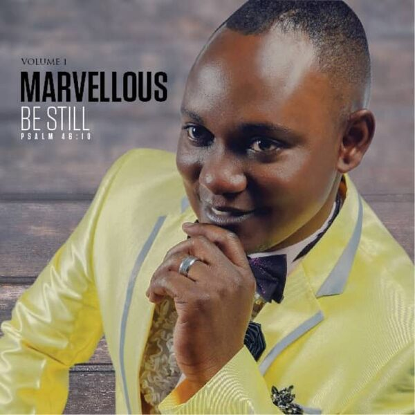 marvellous-be-still-vol-1-cover