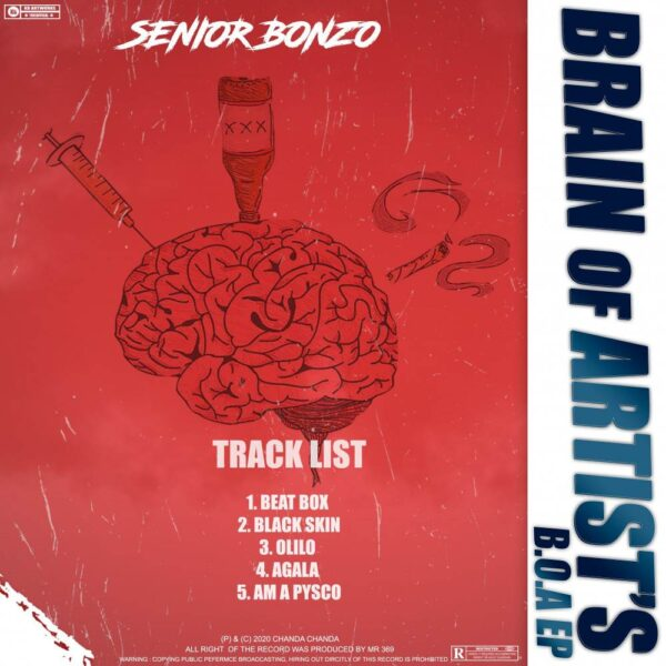 senior-bonzo-brain-of-artists-cover