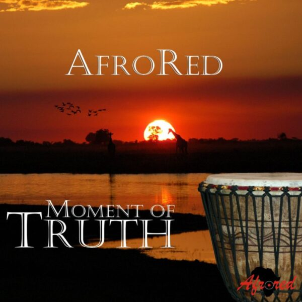 afro-red-moment-of-truth-cover