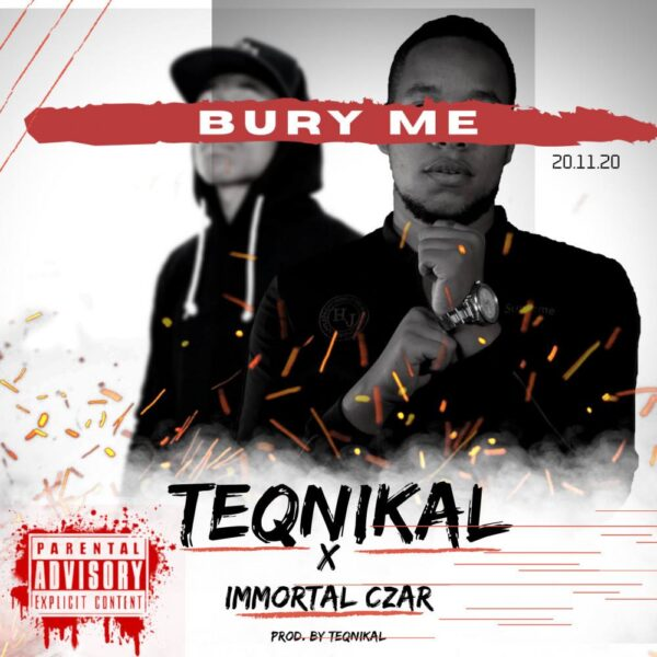 teqnikal-bury-me-cover