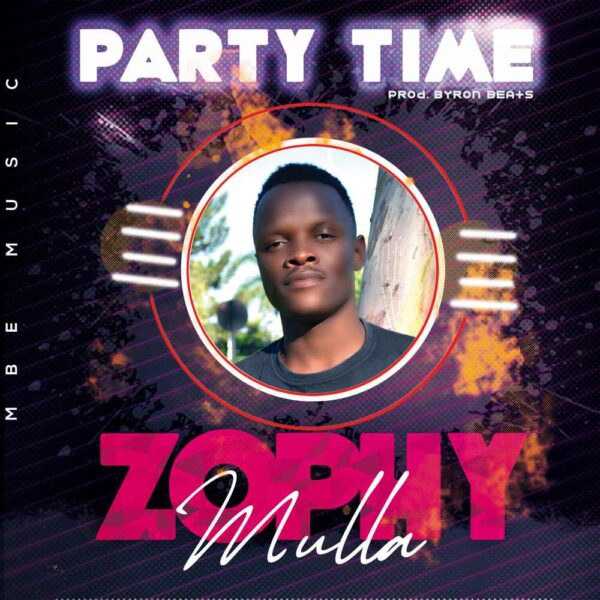 zophy-mulla-party-time-cover