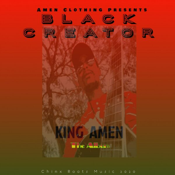 king-amen-black-creator-cover