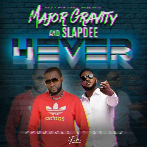 major-gravity-forever-ft-slap-dee-cover