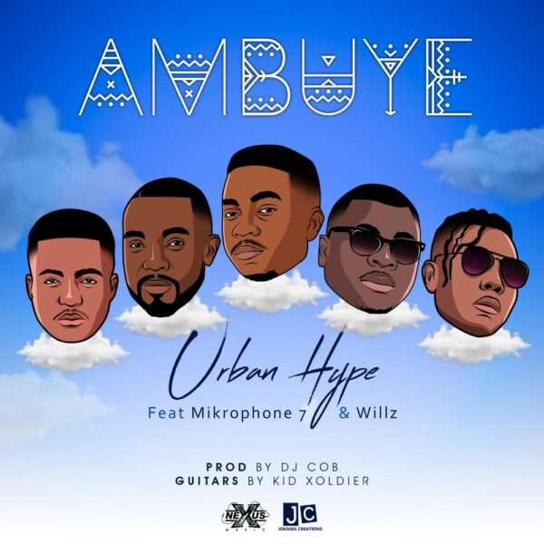 urban-hype-ambuye-ft-mikrophone-7-willz-cover
