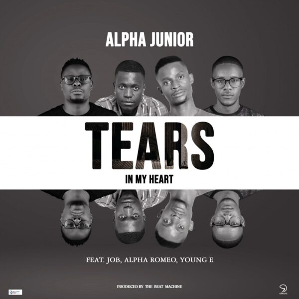 alpha-junior-tears-in-my-heart-ft-alpha-romeo-job-young-e-cover