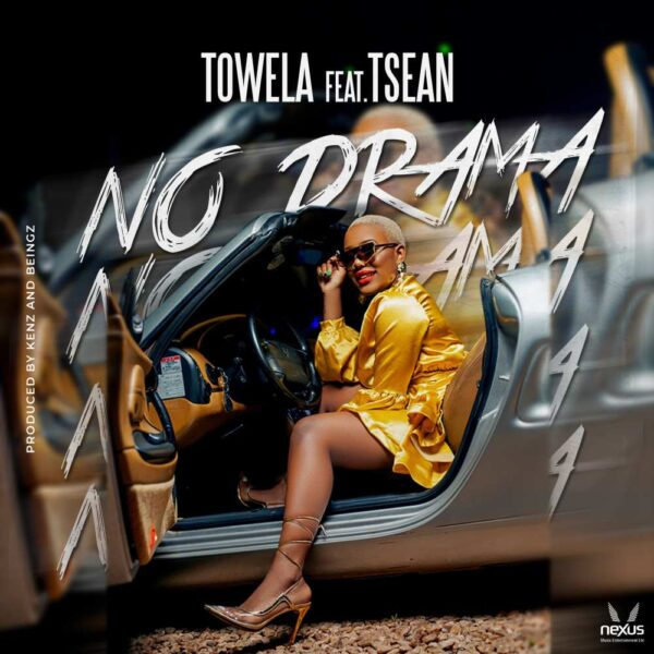 towela-no-drama-ft-t-sean-cover