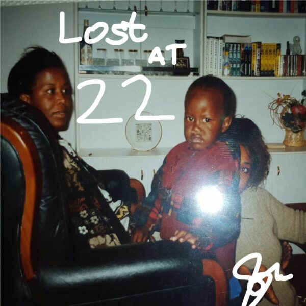 chilekwa-lost-at-22-cover
