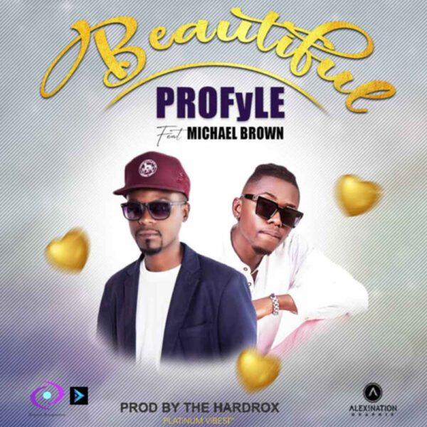 profyle-beautiful-ft-michael-brown-cover