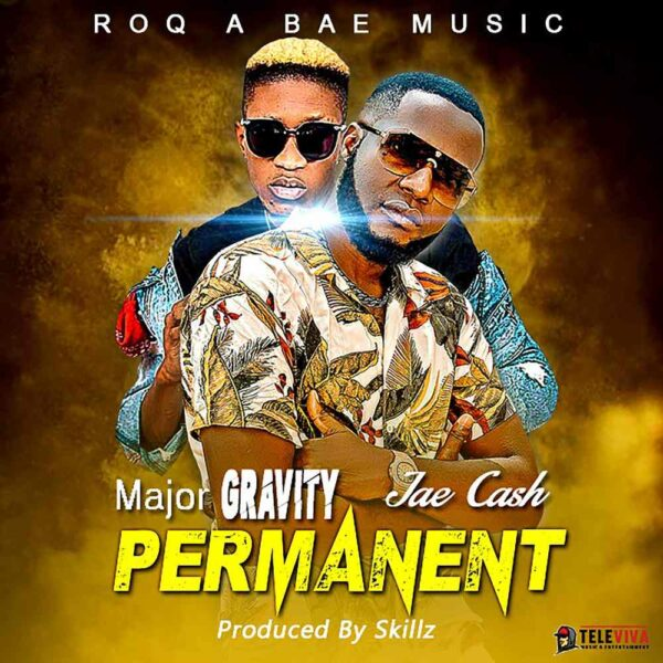 major-gravity-permanent-ft-jae-cash-cover