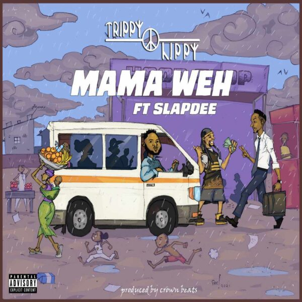 trippy-hippy-mama-weh-ft-slapdee-cover