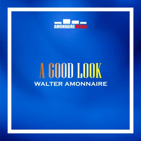 walter-amonnaire-a-good-look-cover