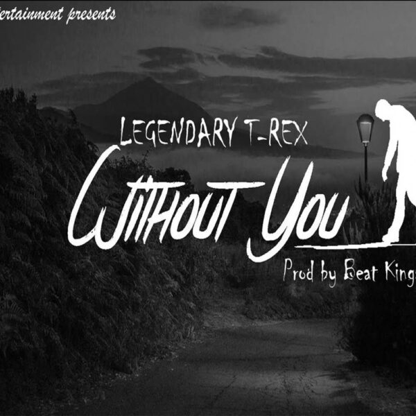 legendary-t-rex-without-you-cover