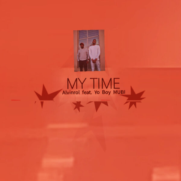 alvinrol-my-time-cover